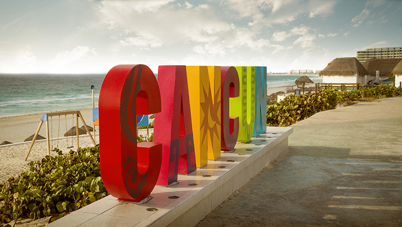 Cancun is just the beginning of Villa del Palmar